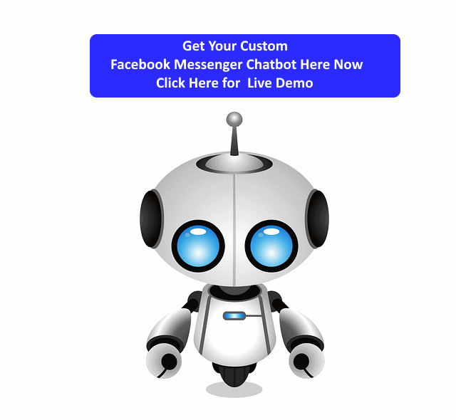 Custom Facebook Messenger ChatBots - The Best Way to Get Your Business Started with Facebook Messenger Bots Today! - Click Here for Live Demos